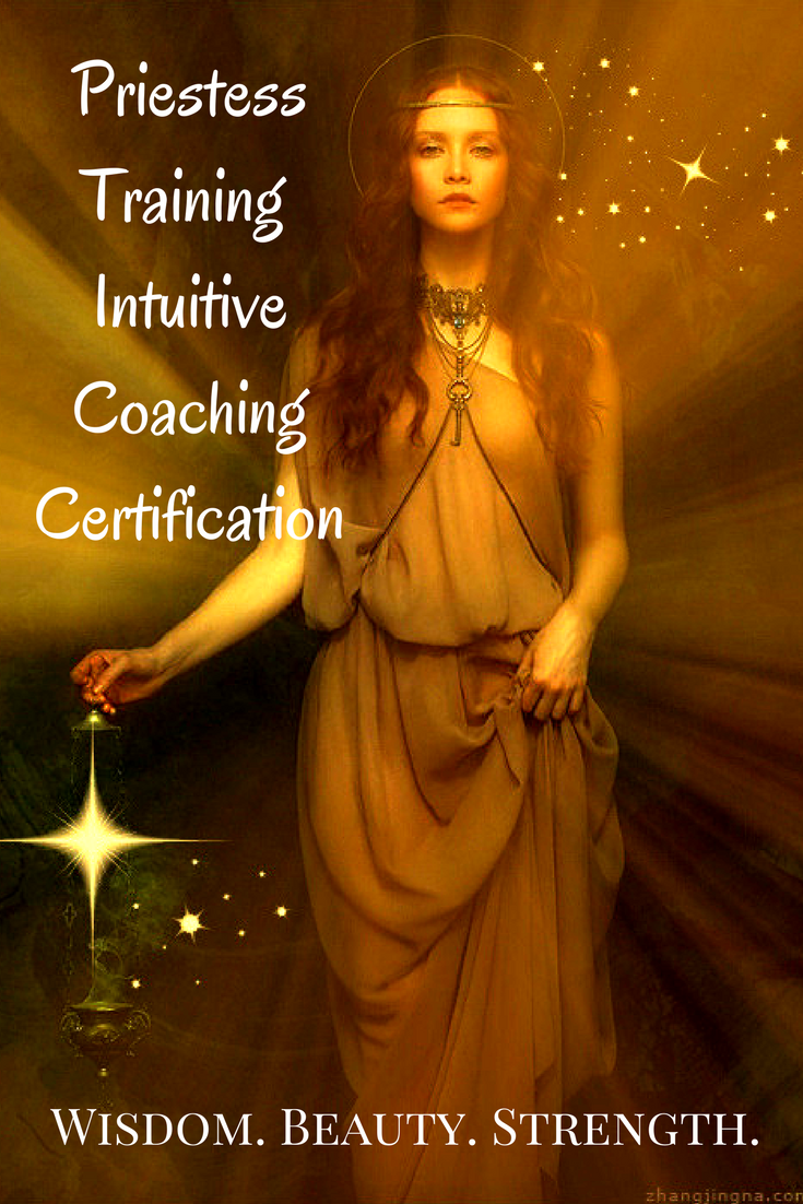 Spiritual healing certification and priestess training intensive training and certification program learn powerful skills to change your life and the lives of others 1betcityfo Image collections
